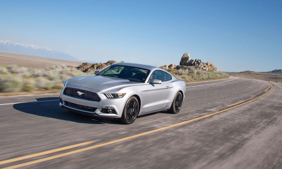 Ford Mustang and more new cars reviewed