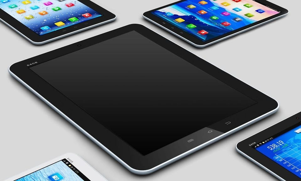 Tablets to come in 2017 include a new iPad