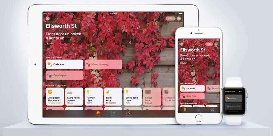Apple HomeKit retest boosts score