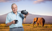 David Attenborough stars in Sky's 'world-first' virtual reality adventure