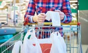Which supermarket was cheapest in March 2017?