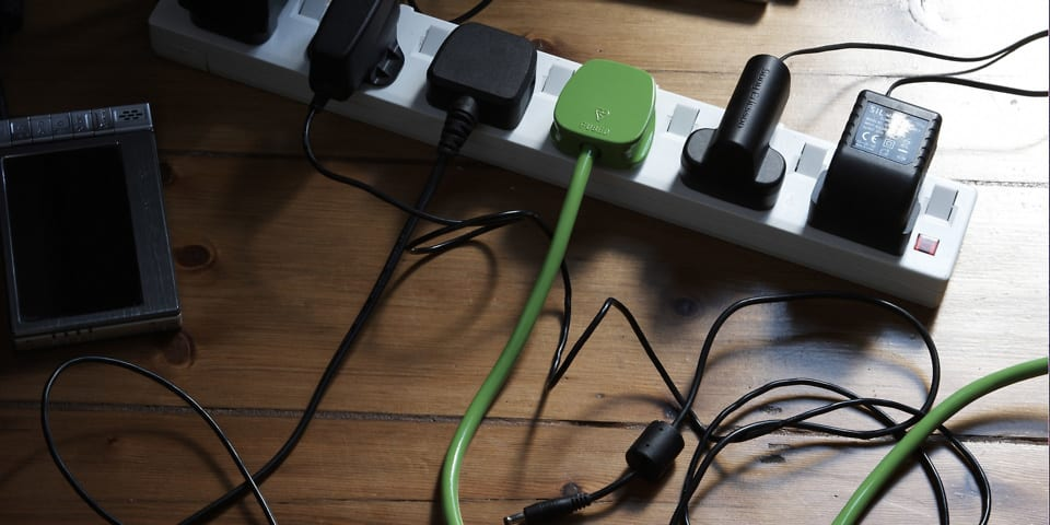 How to avoid overloading your plug sockets at home