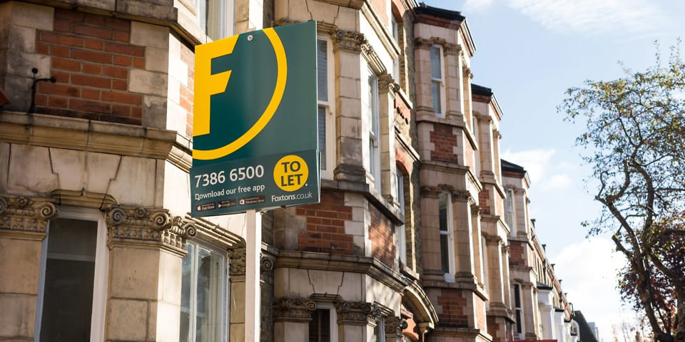 One in four British households will rent privately by end of 2021