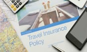 Should you take your travel insurance from your bank account?