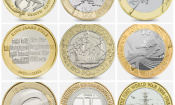 The £2 coin turns 20: have you got a rare coin?