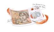 New Jane Austen £10 note unveiled