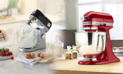 New Kenwood and KitchenAid mixers reviewed