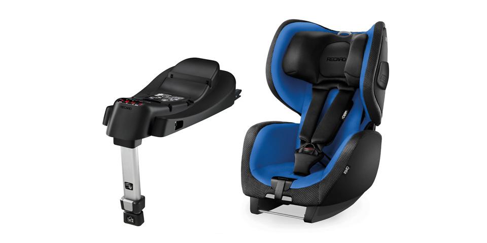 Recaro ceases sales of Optia car seat
