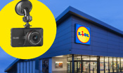 Lidl launches cheap £40 dash cam