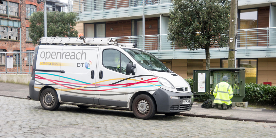 BT offers to bring 10Mbps broadband to 99% of the UK by 2020