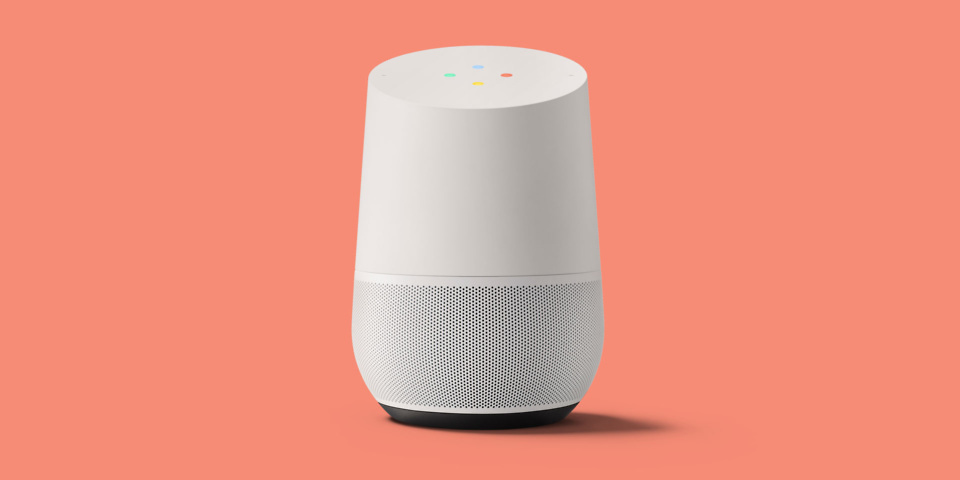 Google Home: a smart hub that sounds bad