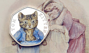Could this become the most valuable 50p coin?