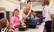 Flying with the family? Why those with kids should check before coughing up for airport fast track