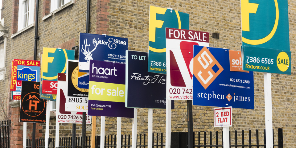 Revealed: London's first-time buyer hotspots