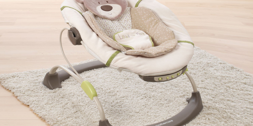 Safety alert: Mothercare issues product recall for bouncer