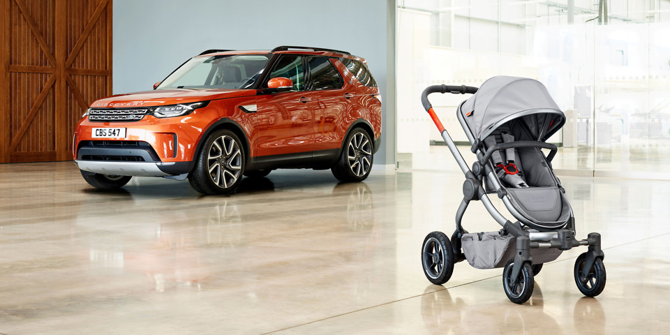 Top pushchair trends for 2018