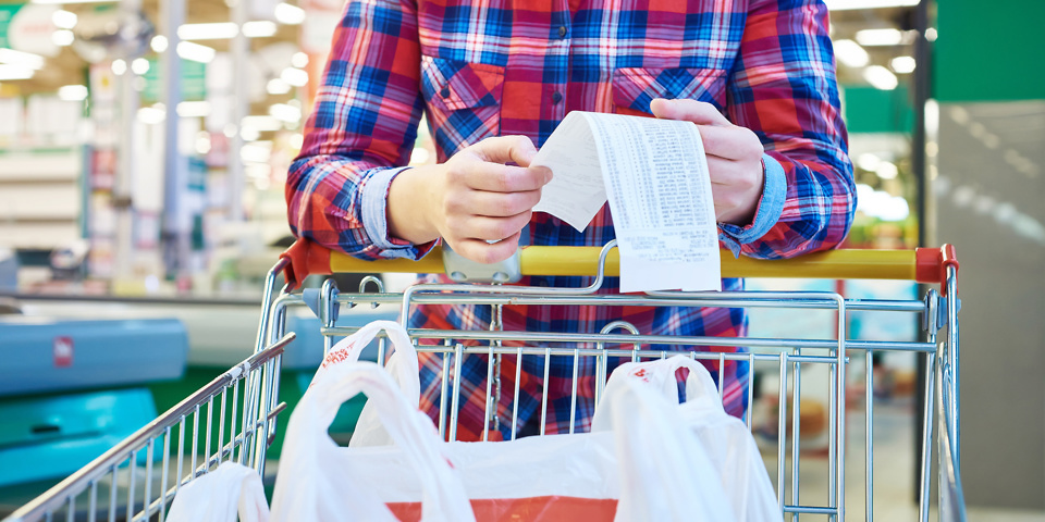 Which was the cheapest supermarket in November 2020?