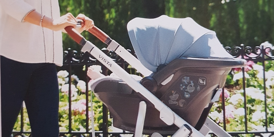 Uppababy launches Mesa i-Size baby car seat