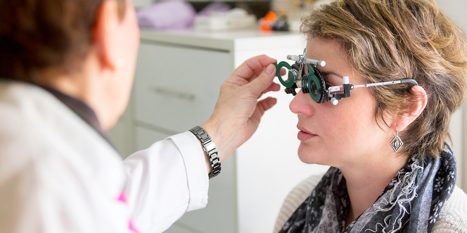 Two out of five eye tests not up to scratch, according to Which? probe