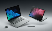Microsoft Surface Book 2 takes on Apple MacBook Pro