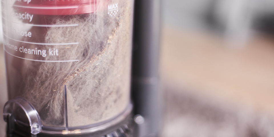 Bagless vacuum cleaners don't live up to allergy claims