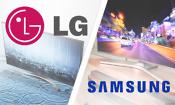 Samsung vs LG TVs: new Best Buys revealed