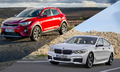 BMW and Kia cars put to the test: is either worth your money?