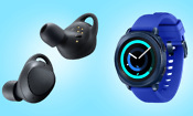 Hands on with the Samsung Gear Sport and Gear IconX headphones