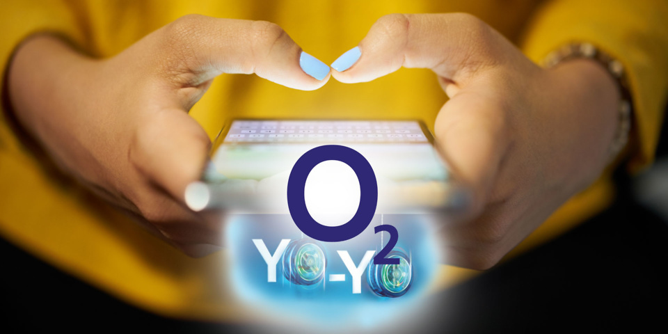 O2 Flex offers adjustable data – how does it work?