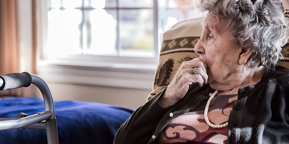 Half of care homes failing in parts of England