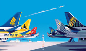 The best and worst airlines 2017