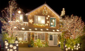 How much are your Christmas lights going to cost you?