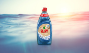 New Fairy bottle made from 100% recycled plastic