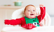 Top five high chairs for your Christmas dinner table
