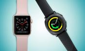 Apple Watch Series 3 versus Samsung Gear Sport