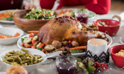 Why 2017's Christmas dinner is cheaper than we expected