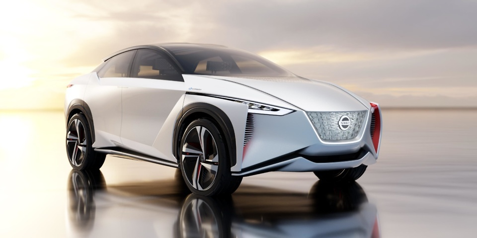 Nissan, Hyundai, Kia and Toyota reveal futuristic new cars