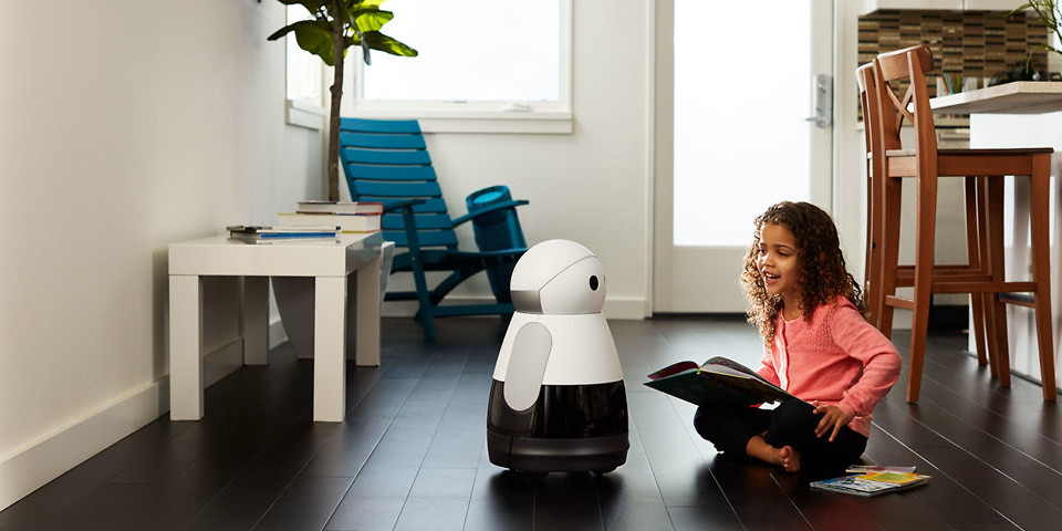 Four new robots that could help you at home