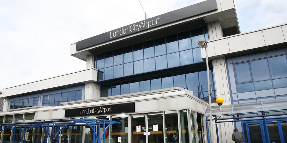London City Airport shut due to Second World War bomb