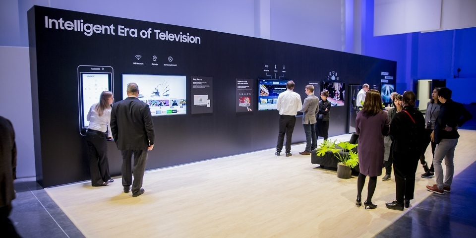 Exciting new TV tech for 2018
