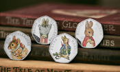 New Beatrix Potter 50p designs unveiled: how rare are these coins?