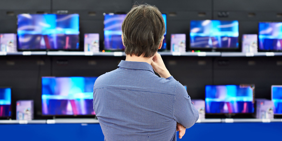When's the cheapest time of year to buy a TV?