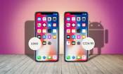 Unusual iPhone X 'clone' runs on Android and costs just £250