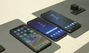iPhone X vs Samsung Galaxy S9 and S9+: the showdown