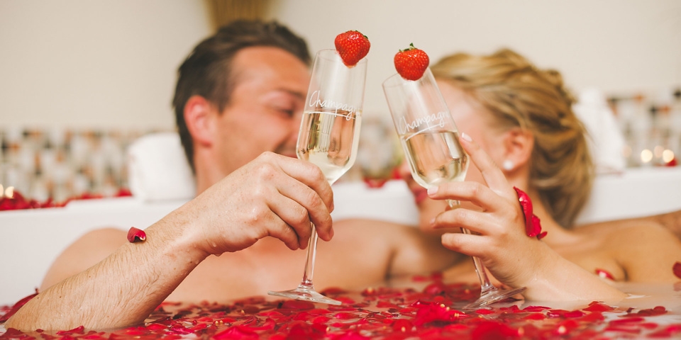 Best prosecco and Champagne for Valentine's Day