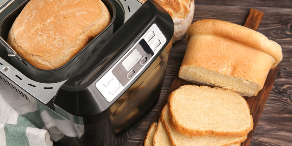 Four ways to use your bread maker this Easter