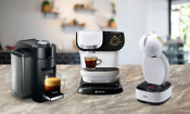 Nespresso Vertuo, Tassimo My Way or Dolce Gusto Colours: which is best?