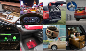 The 9 craziest car features – can you spot the fake?