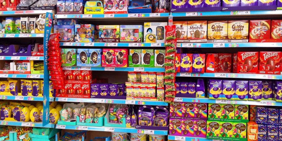 The truth about Easter egg packaging