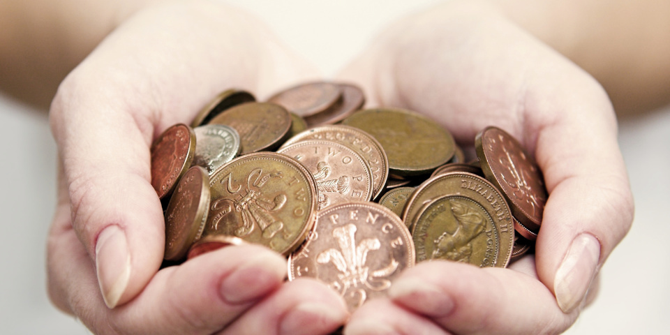 With the future of 1p and 2p coins under scrutiny, is your small change worth a fortune?